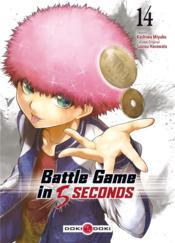 Battle game in 5 seconds T.14 - Couverture - Format classique