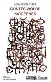 Contes wolof modernes - Couverture - Format classique