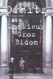 Monsieur Gros-Bidon - Intérieur - Format classique