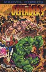 The defenders t.1; la malédiction de yandroth - Couverture - Format classique