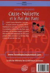 Casse-noisette et le roi des rats - Couverture - Format classique