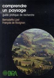 Comprendre un paysage ; guide pratique de recherche - Intérieur - Format classique