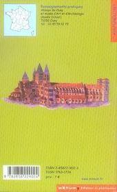 L'abbaye de cluny - 4ème de couverture - Format classique