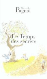 Le temps des secrets - Couverture - Format classique