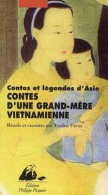 Contes d'une grand-mère vietnamienne - Couverture - Format classique