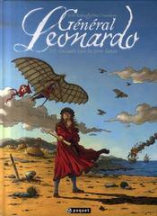 Général Léonardo t.2 ; croisade vers la terre sainte - Intérieur - Format classique