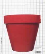 Jean-Pierre Raynaud ; galerie nationale du Jeu de Paume - 4ème de couverture - Format classique