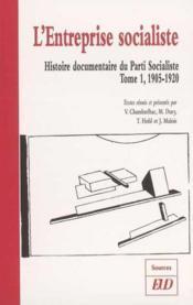 L'entreprise socialiste - Couverture - Format classique
