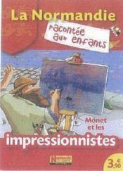 Monet et les impressionnistes - Couverture - Format classique