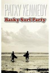 Basky surf party - Couverture - Format classique