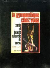 Gymnastique Chez Vous - Couverture - Format classique