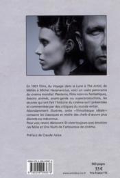 1001 films à voir avant de mourir (8e édition) - 4ème de couverture - Format classique