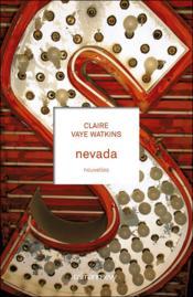 Nevada - Couverture - Format classique