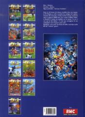 Les Foot Maniacs T.11 - 4ème de couverture - Format classique