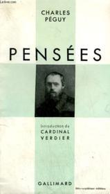 Pensees. Collection Catholique. - Couverture - Format classique
