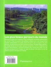 Les 1001 greens qu'il faut avoir joués dans sa vie - 4ème de couverture - Format classique