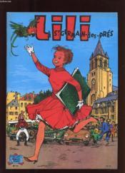 Lili A Saint-Germain-Des-Pres. - Couverture - Format classique