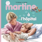 Martine à l'hôpital t.16 - Couverture - Format classique