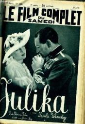 Le Film Complet Du Samedi N° 1930 - 16e Annee - Julika - Couverture - Format classique