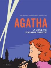 La vraie vie d'Agatha Christie - Couverture - Format classique