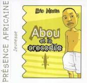 Abou et le crocodile - Couverture - Format classique