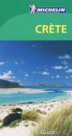 Le Guide Vert ; Crète - Couverture - Format classique