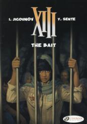 XIII T.20 ; the bait - Couverture - Format classique