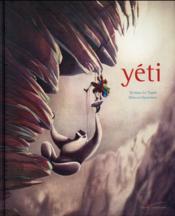 Le yéti - Couverture - Format classique