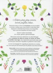 Les plantes qui soignent ; les secrets bien-être des herboristes - 4ème de couverture - Format classique