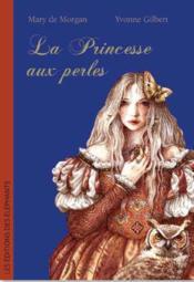 La princesse aux perles - Couverture - Format classique