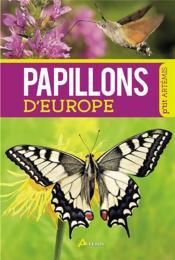 Papillons d'Europe - Couverture - Format classique