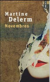 Novembres - Couverture - Format classique
