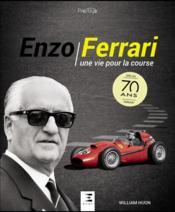 Enzo Ferrari, une vie pour la course ; coffret - Couverture - Format classique