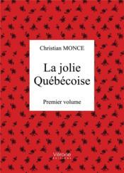 La jolie québécoise - Couverture - Format classique