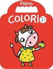 Primo colorio ; vache - Couverture - Format classique