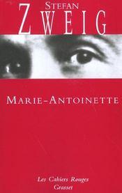 Marie-Antoinette - Intérieur - Format classique