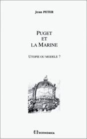 Puget et la marine - Couverture - Format classique