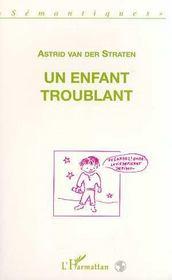 Un Enfant Troublant - Intérieur - Format classique