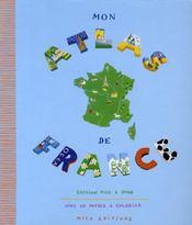 Mon atlas de France - Intérieur - Format classique