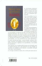 Protection Au Quotidien - 4ème de couverture - Format classique
