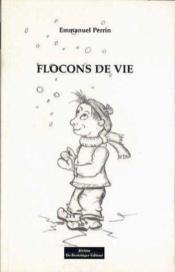 Flocons De Vie - Couverture - Format classique