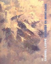 Gabriel loppe voyages en montagne - Intérieur - Format classique