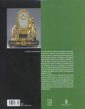 Les clemences de napoleon - 4ème de couverture - Format classique