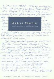 Relire tournier actes - Intérieur - Format classique