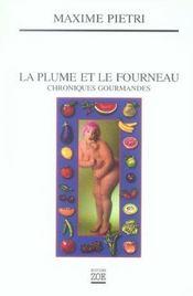 La Plume Et Le Fourneau - Intérieur - Format classique