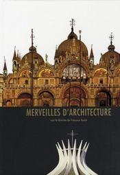 Merveilles d'architecture - Intérieur - Format classique
