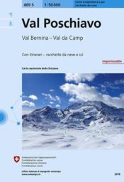Val Poschiavo, Val Bernina, Val da Campo - Couverture - Format classique