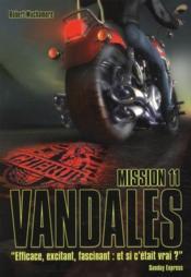 telecharger Cherub mission T.11 – vandales livre PDF en ligne gratuit