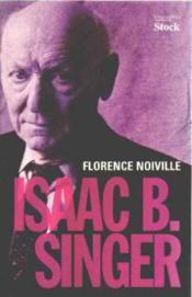 Isaac bashevis singer - Couverture - Format classique