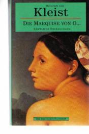 Die Marquese Von O - Couverture - Format classique